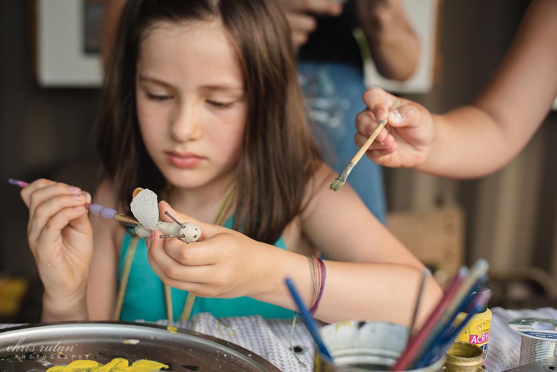 chris rutan photography akron ohio sustainer art kids childern art camp urban buzz sara gott photographer event photography