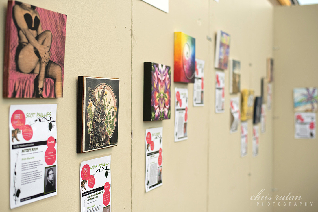 Canton Museum of Art Benefit fundraiser chris rutan photography ohio The gARTen of eARThly Delights